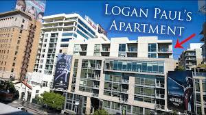 logan paul u0027s apartment and lighthouse cafe la la land youtube