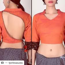 blouse pic 30 blouse back neck designs 2018