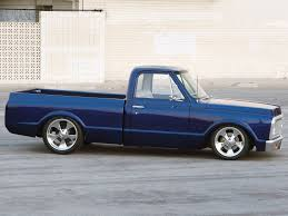 Classic Ford Truck Rims - 1972 chevy c10 pickup truck rod network