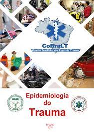 epidemiologia do trauma cobralt by diretoria de comunicação