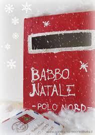 cassette natalizie come fare la buca delle lettere di babbo natale funlab