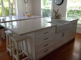 kitchen island with sink and dishwasher and seating standard size kitchen island sink with dishwasher and cabinets