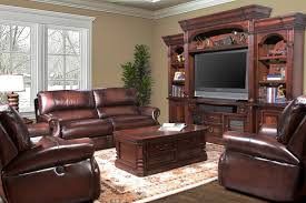 Living Room Set by Darby Home Co Hardcastle Leather Configurable Living Room Set