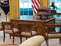 Trump Oval Office Rug White House Reveals Latest Round Of Renovations Business Insider