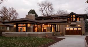 frank lloyd wright prairie style houses elegant frank lloyd wright prairie style with garage and beautiful