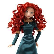 amazon disney exclusive brave classic merida 12 doll