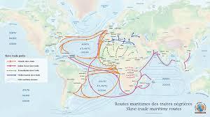 a of slavery in modern america the atlantic the atlantic trade