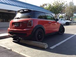 show pics of your lowered mini s page 90 north american