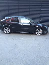 ford focus zetec 1 6 2005 black manual in tooting london