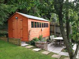 Garden Workshop Ideas Image For Garden Solar Potting Shed Large Garden
