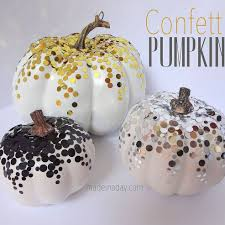 confetti pumpkins holiday halloween pinterest confetti