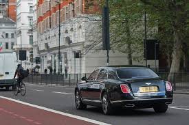 bentley mulsanne matte black november 2012 gtrjacko the yorkshire london and kent carspotter