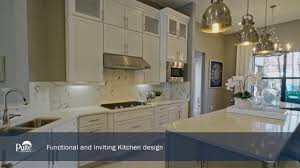 new homes by pulte homes u2013 tangerly oak floorplan youtube