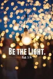 my summer challenge to you darkness lights and bible