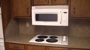 microwave with fan over the range home inspector charlotte explains kitchen appliance low microwave