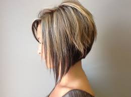 wedge one side longer hair 27 graduated bob hairstyles that looking amazing on everyone