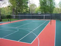 commercial volleyball indoor outdoor volleyball courts