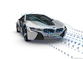 concept bmw i8 bmw i8 concept plug in hybrid sports car in detail photos 1 of 16