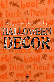 my favorite places to buy halloween decor spooky little halloween