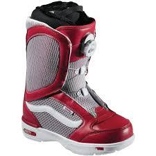 womens vans boots vans encore boa snowboard boots s 2012 evo