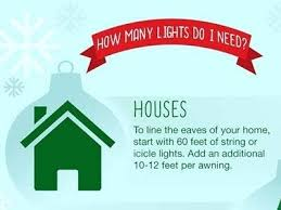 how many lights for a 7ft tree how many lights per foot of christmas tree