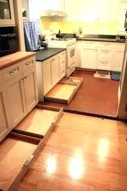 drawers or cabinets in kitchen toe kick drawer kitchen cabinet toe kick drawer toe kick drawers s