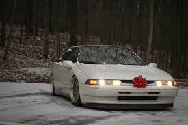 bagged subaru forester my svx and i wish you all a happy holiday season subaru
