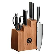 japanese kitchen knives set ginsu gourmet chikara series forged 8 japanese