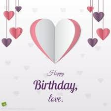 romantic birthday messages wishes your husband wife boyfriend