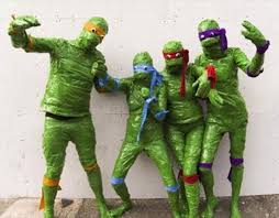 Halloween Costumes Ninja Turtles 25 Bad Tasteless Halloween Costumes Team Jimmy Joe