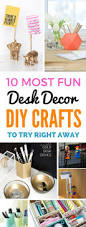 Diy Office Desk Accessories by Best 20 Desk Organization Ideas On Pinterest Desk Ideas Desk