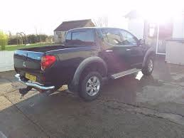 mitsubishi colt pick up l200 mitsubishi warrior 4x4 pick up no vat price drop in