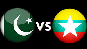 Myanmar Flag Photos Myanmar Vs Pakistan Military Comparison 2017 Youtube