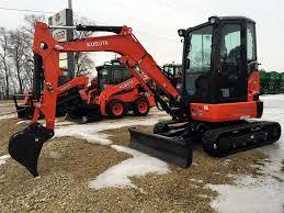 2017 kubota u35 4r3a mini excavator for sale lynden wa u35