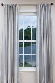 sheer drapery sheer curtains pick your tapper striped sheer