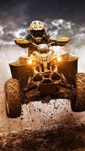 atv motocross atv motocross and mud wallpaper download 720x1280