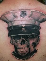 semper fi tattoos semper fi skull picture at