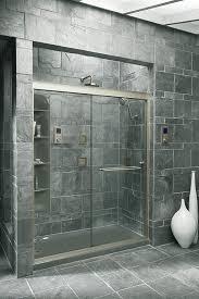 Kohler Fluence Shower Doors Faucet K 702207 L Abv In Anodized Brushed Bronze By Kohler