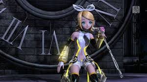 ps4ft romeo and cinderella kagamine rin append youtube
