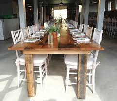 table and chair rentals in md 90 best farm tables for rent images on farm tables