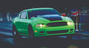 mustang modified green coyote modified mustang etdragracing com