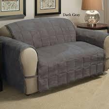 Microfiber Sofa Cover Cat Proof Sofa Slipcover Centerfieldbar Com
