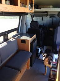 camper van layout sprinter van buildout van living 4 steph davis high places