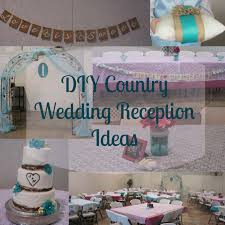 innovative cheap diy wedding ideas cheap country wedding