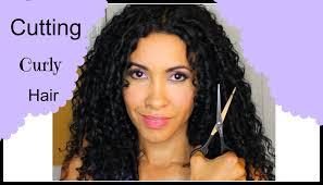 how to cut curly hair cutting curly hair the devacurls way by