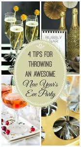 Easy Diy New Year Decorations by 10 Easy Diy New Years Eve Decorating Ideas For Your Home Party Or