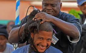 haircuts give homeless reason for thanks miami herald