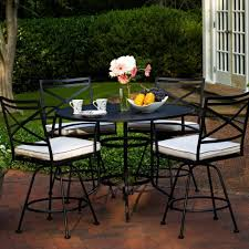 wrought patio furniture glides outdoor wrought patio