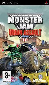 amazon monster jam urban assault nintendo wii artist