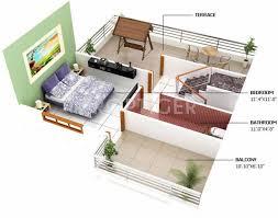 800 sq ft 2 bhk floor plan image amaltas group ambrosia